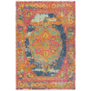 Multi-color Indian Festival Rug