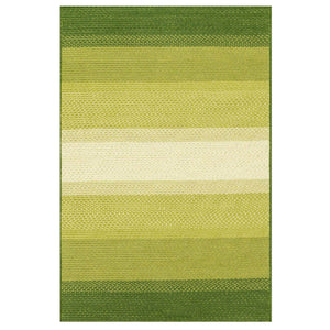 Hand Braided Green Indoor/Outdoor Rug
