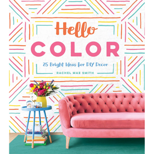 Dwell Chic-Hello Color-Book