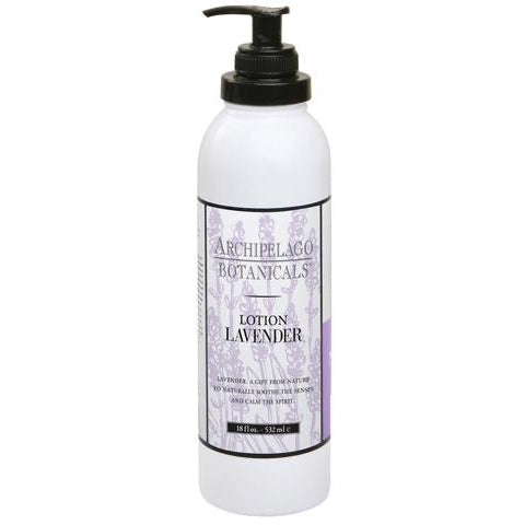 LAVENDER 18OZ LOTION-Bath and Body-Dwell Chic