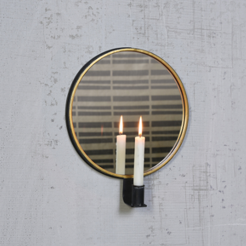 See it to Believe it Mirror Sconce