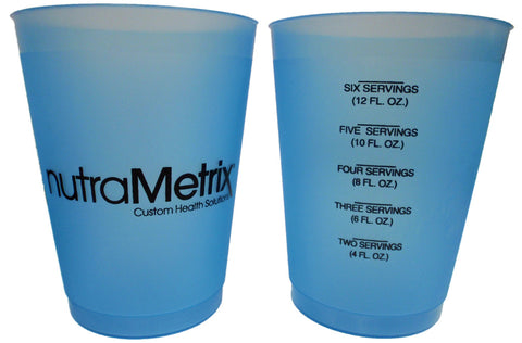 nutraMetrix® Dosage Cups - 6 Servings