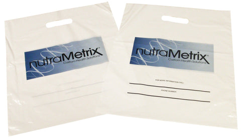 nutraMetrix® Product Bags