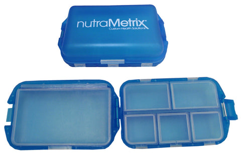 nutraMetrix® Folding Supplement Box