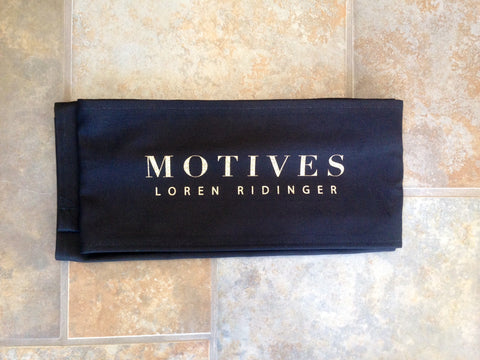 Motives® Director's Chair Back & Seat Set