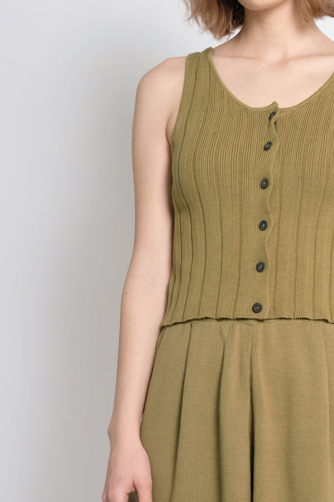 Juniper Accordion Pleated Tank