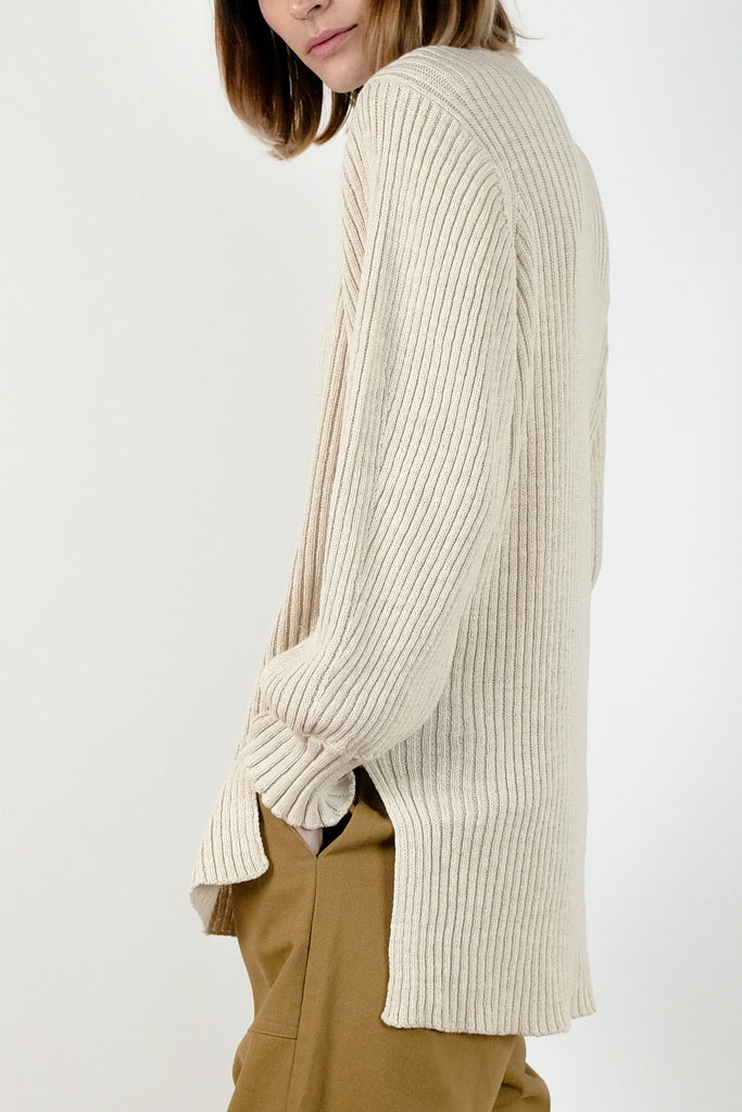 Salt Alma Rib Sweater