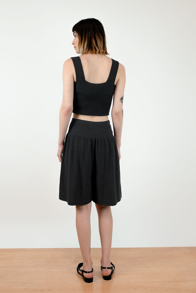 Faded Black Viv Short