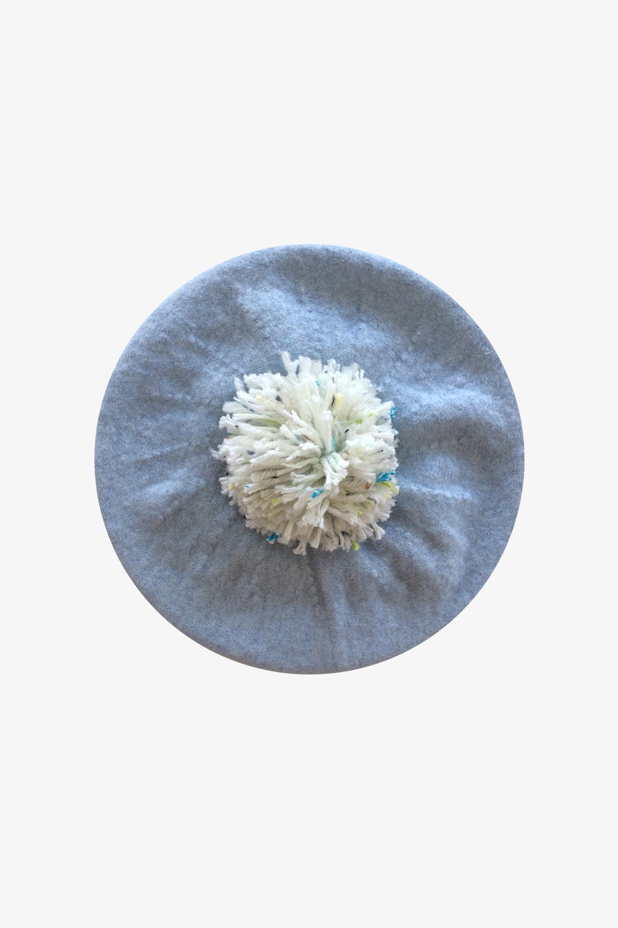 Powder Blue Kids Beret