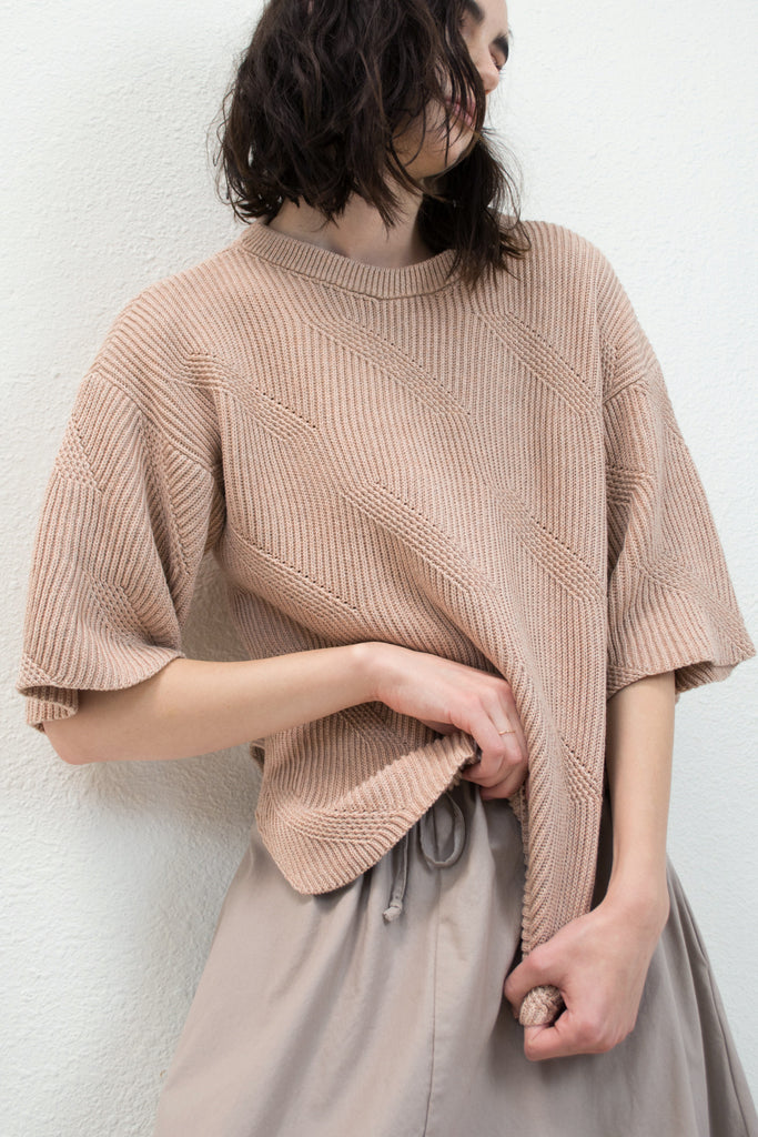 Nude Dash Sweater
