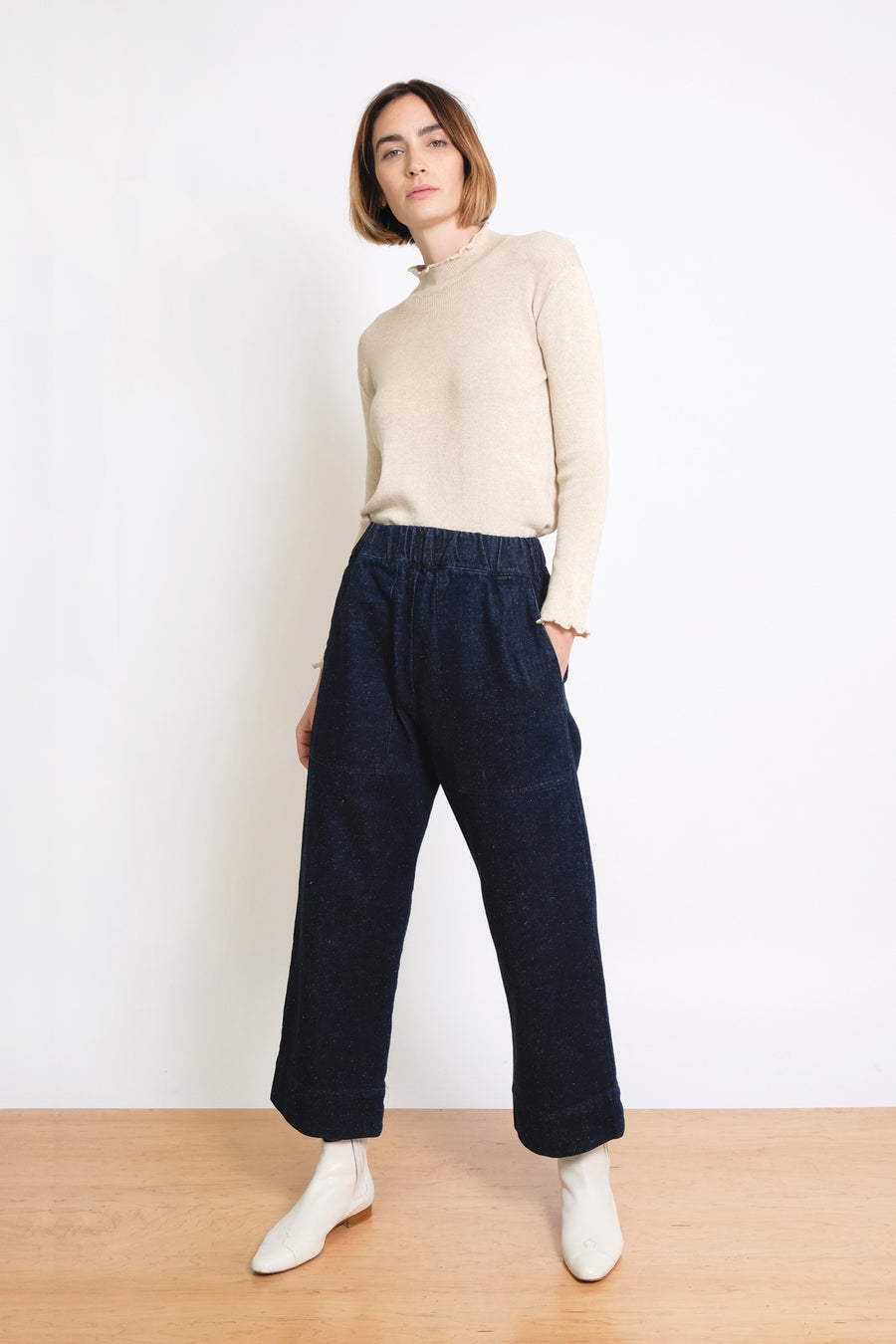 Antique Extrafine Turtleneck