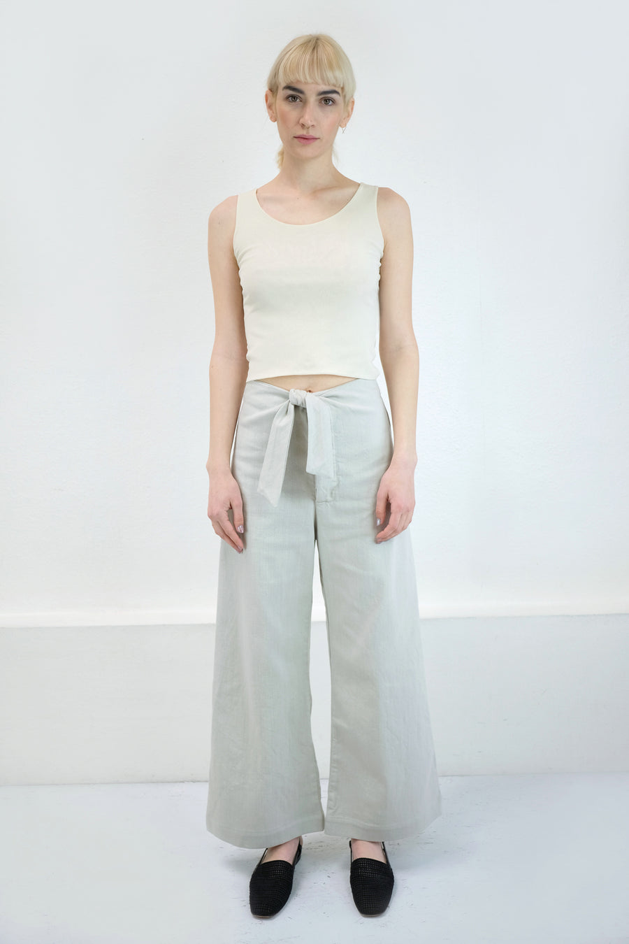 Tide Knotted Sailor Pant
