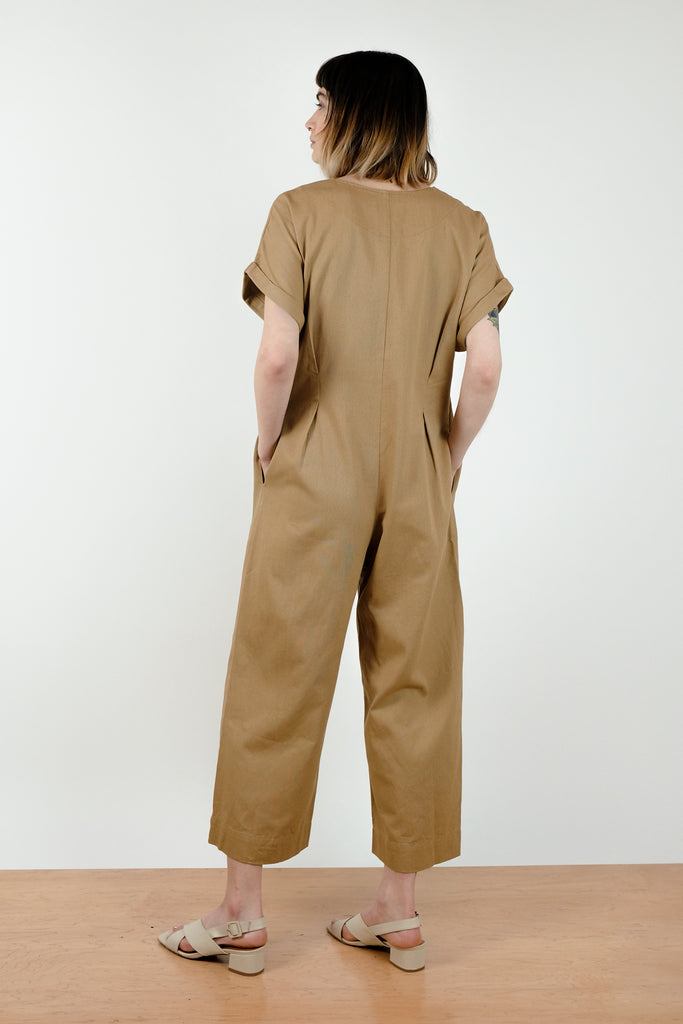 Golden Les Jumpsuit