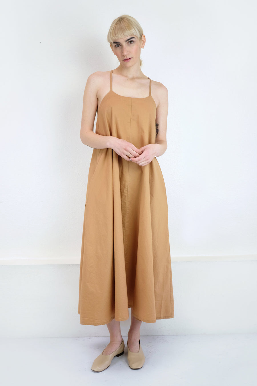 Camel Loop Dress