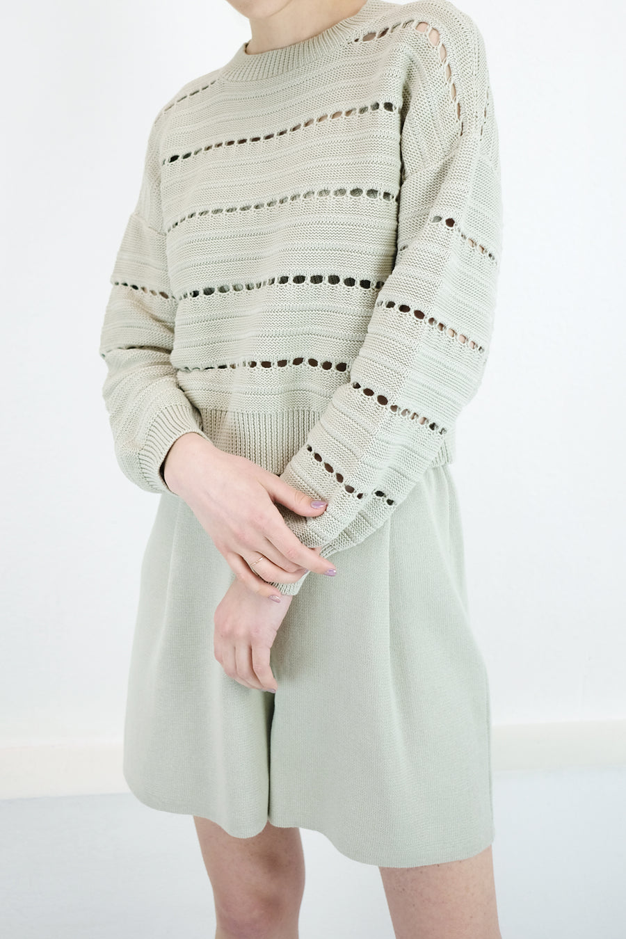 Sea Salt Lune Sweater