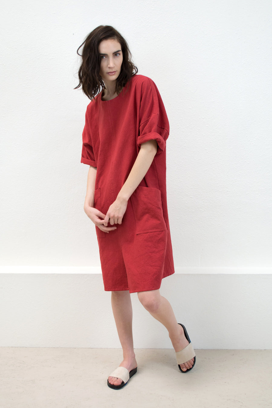 Scarlet Notch Dress