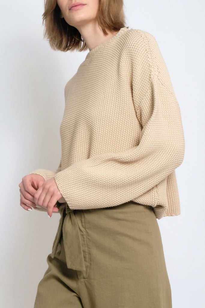 Sand Seed Sweater
