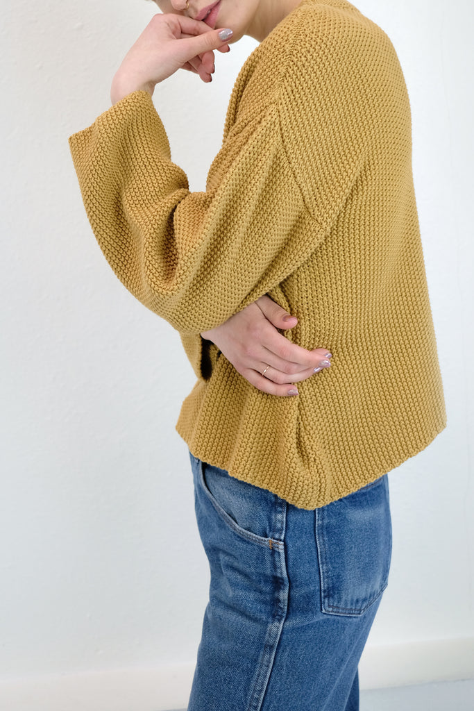 Maize Seed Sweater