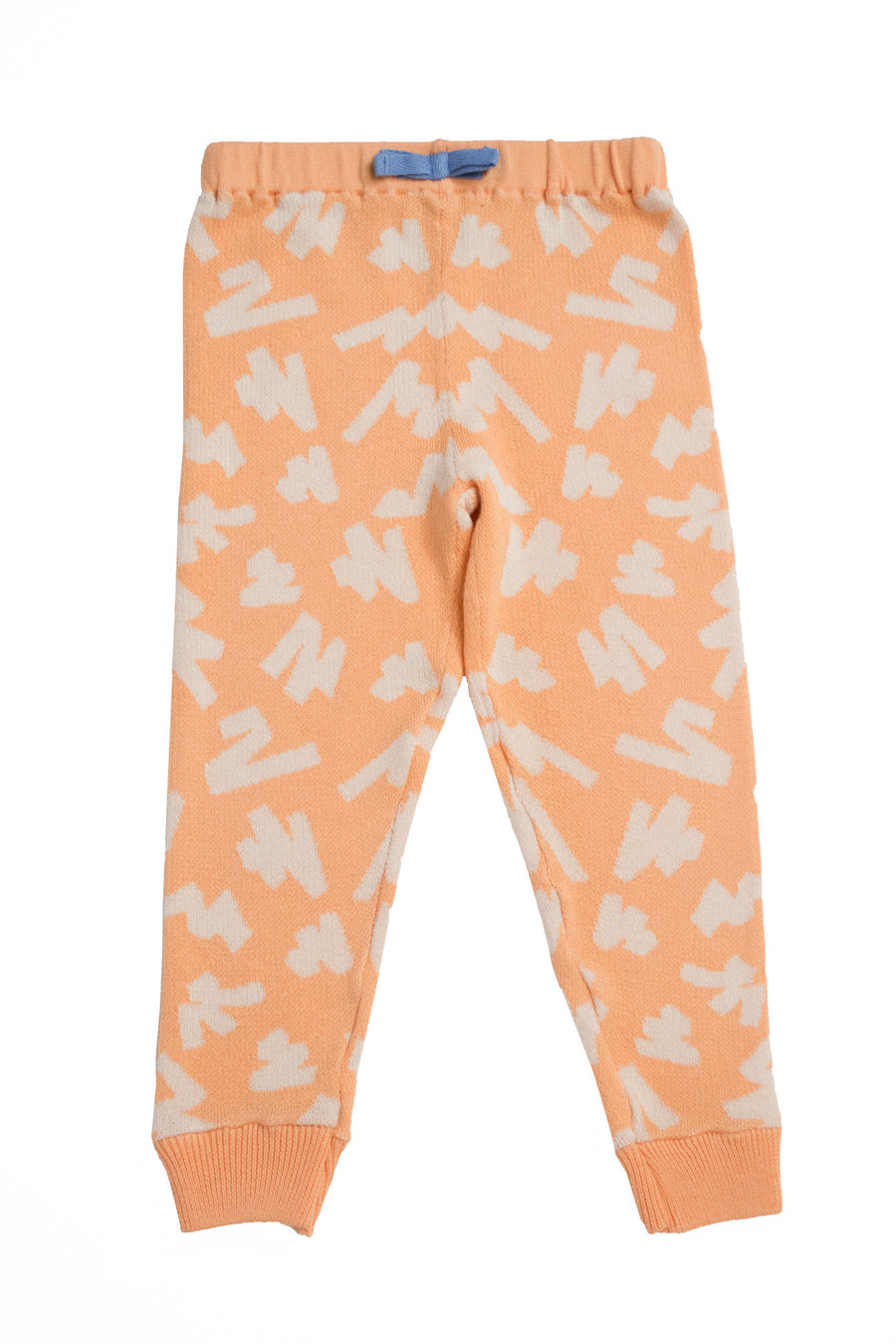 Peach Tape Sweatpant