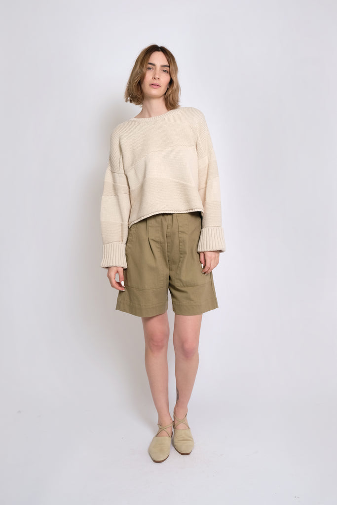 Cream Uma Sweater