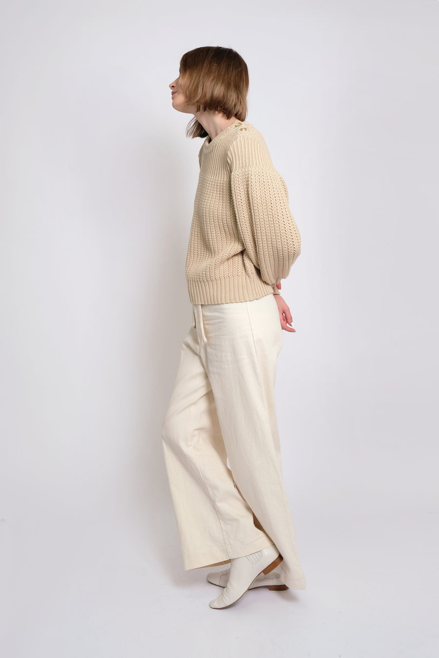 Sand Wren Sweater