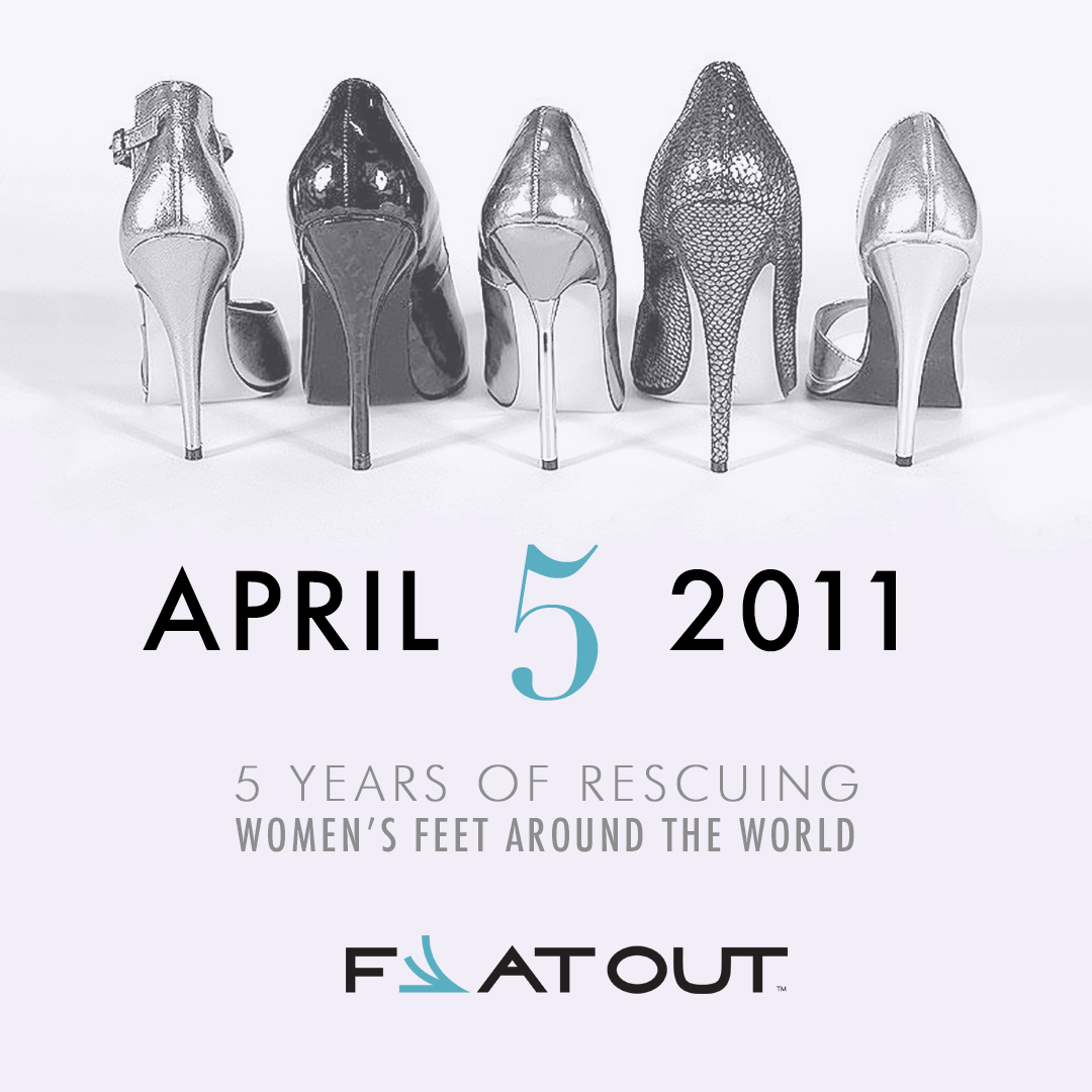 Flat Out Celebrates 5th Year Anniversary