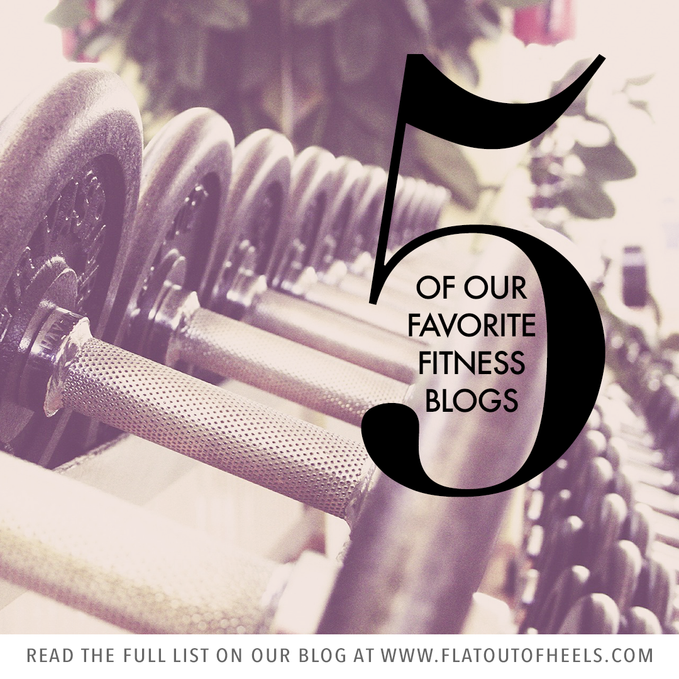5 of Our Favorite Fitness Blogs