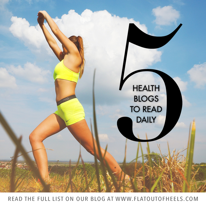 5 Health Blogs You Should Read Daily
