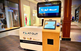First Flat Out machine now in Polaris Mall