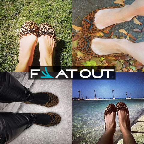 TOP 5 REASONS TO WEAR FLAT SHOES