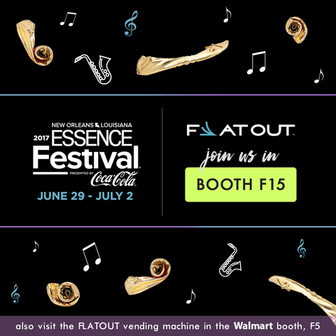 JOIN US DURING THE 2017 ESSENCE FESTIVAL!
