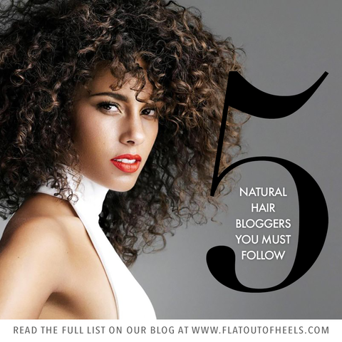 5 Natural Hair Bloggers You Must Follow