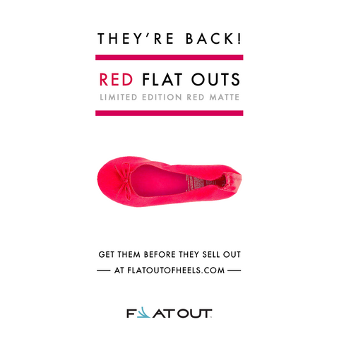 Red Flat Outs