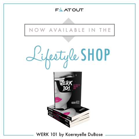 NEW PRODUCT ALERT: WERK 101: Get-Your-Life-Together Guide