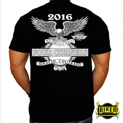 OFFICIAL FOUR CORNERS 2016 CLASSIC EAGLE T-SHIRT
