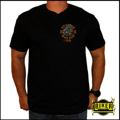 2016 OFFICIAL STURGIS INDIAN HEAD, T- SHIRT.