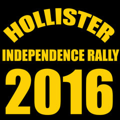 Hollister Independence Rally 2016