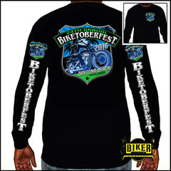 Official 2016 Biketoberfest, Long Sleeve