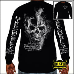 Official 2016 Biketoberfest Smoke, Long Sleeve