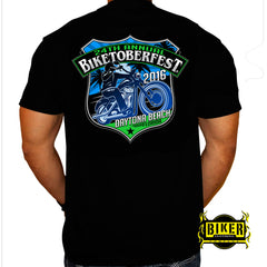 Official 2016 Biketoberfest, T-Shirt