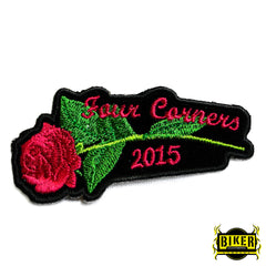 2015 Ignacio Four Corners Rose Patch-Small