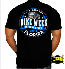 2018 DAYTONA BEACH BIKE WEEK INDIAN DESIGN