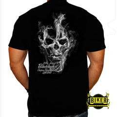 Official 2016 Biketoberfest Smoke, T-Shirt