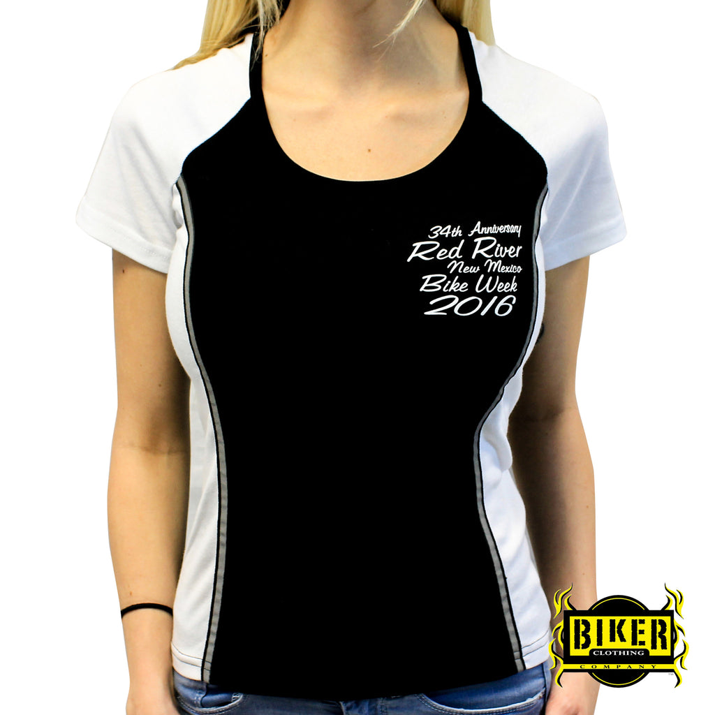 2016 RED RIVER SMOKE REFLECTIVE LADIES TOP