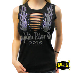 2016 Laughlin River Run Flames Tank Top