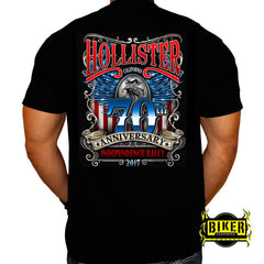 Official 2017 Hollister American Eagle T-shirt