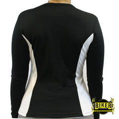 Two-tone Hardly and Angel Long Sleeve