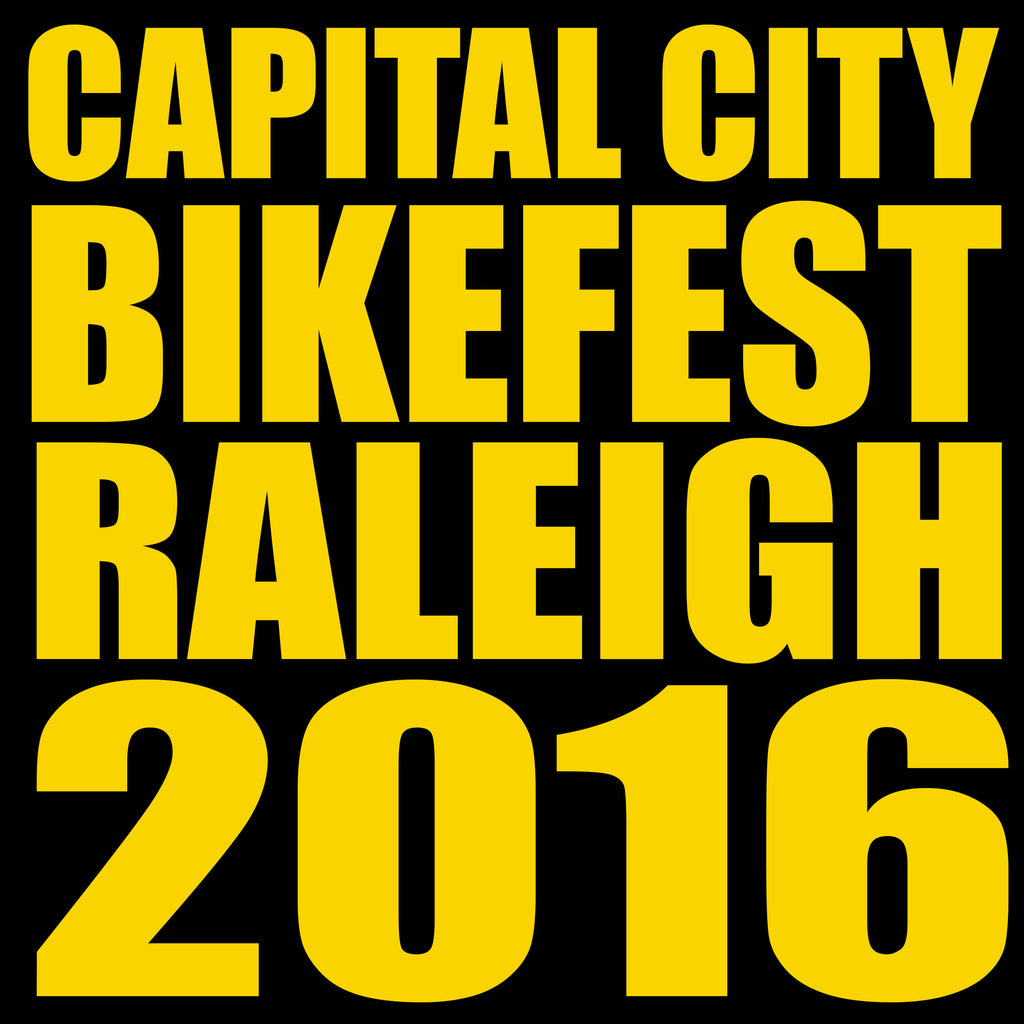 CAPITAL CITY BIKEFEST RALEIGH, 2016
