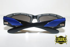 Eye Q USA  Sunglasses (Available Colors: Blue, Orange & Gray)