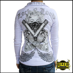 Custom Lock & Load Marilyn Long Sleeve